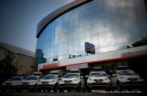 Showroom dan Bengkel Daihatsu Jogja
