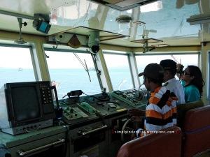 Control Panel KMP Trima Jaya 9