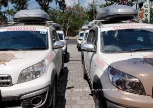 Daihatsu Terios di Pulau BaliDaihatsu Terios di Pulau Bali