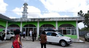 Masjid SMA Al-Masyhudien NW Kawo