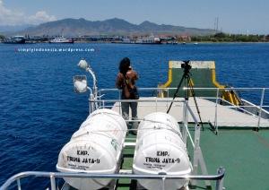 Menjelang Pelabuhan Gilimanuk Bali
