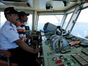 Pak Soimun, Mualim 1 KMP Trima Jaya 9