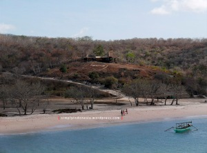 Pantai Tangsi (Pink Beach), Tanjung Ringgit - Lombok 1