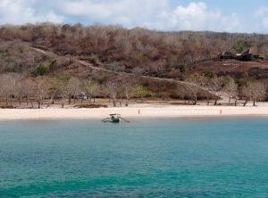 Pantai Tangsi (Pink Beach), Tanjung Ringgit - Lombok 3