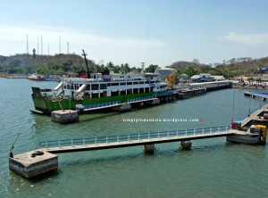 Pelabuhan Lembar Lombok (landscape)