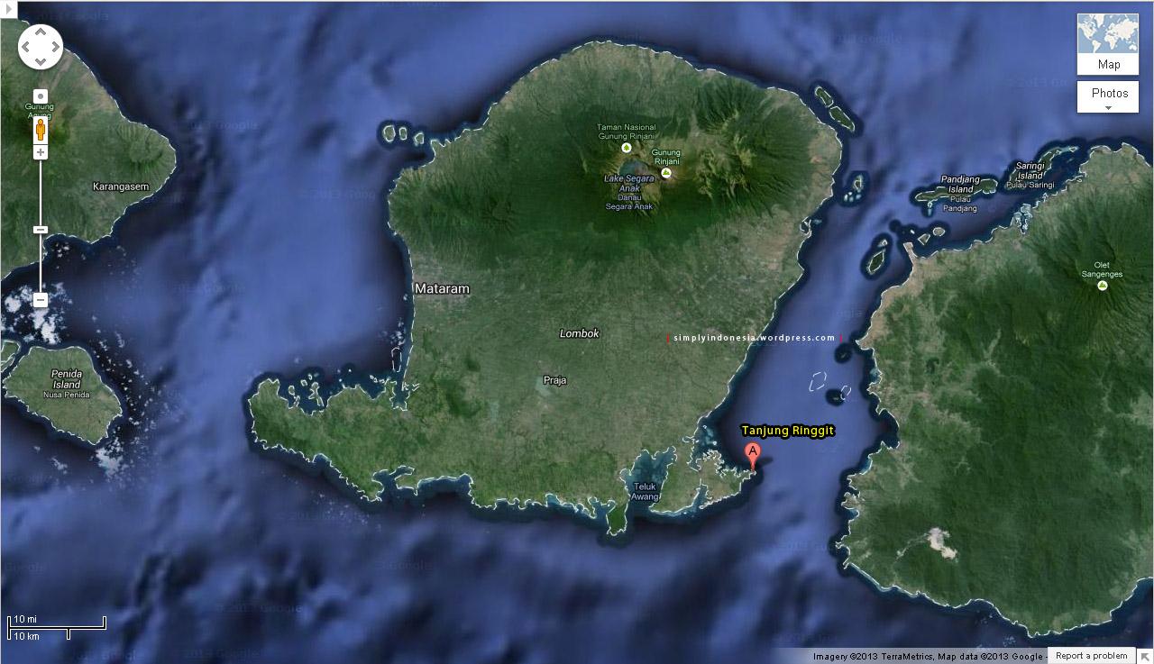 Pantai Tangsi Pink Beach Lombok Hidden Paradise