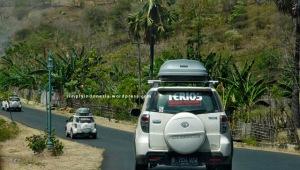 Kondisi jalan Sumbawa 1