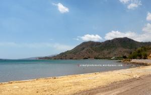 Pinggir pantai Sumbawa 1