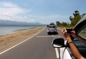 Kondisi jalan Sumbawa 2