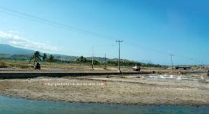 Tambak garam warga Sumbawa