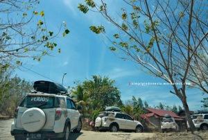 Belok kanan makan siang di Rumah Makan BBA Doro Belo