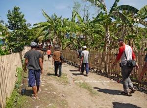 Jalan Desa Palama