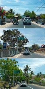 Kondisi jalan Sumbawa setelah dari Desa Palama