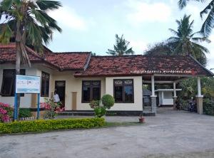 Lobby resepsionis Aman Gati Hotel