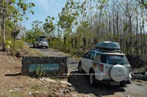 Memasuki Desa Doro Luwu