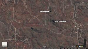 Peta Gua Jomblang dan Gua Grubug 2