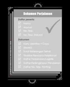 Manajemen dokumen perjalanan