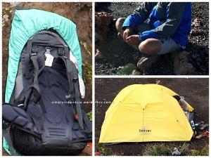 Perlengkapan Pendakian