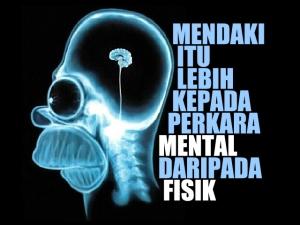 Persiapan Mental