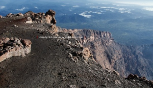 Puncak Gunung Kerinci