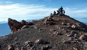 Summit Attack Puncak Indrapura, Gunung Kerinci