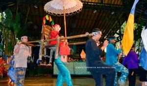 Formasi Tandu (Jampana) Khitanan